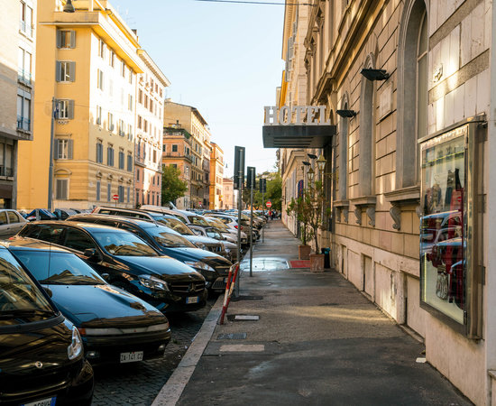 Grand Hotel Olympic Rome Reviews