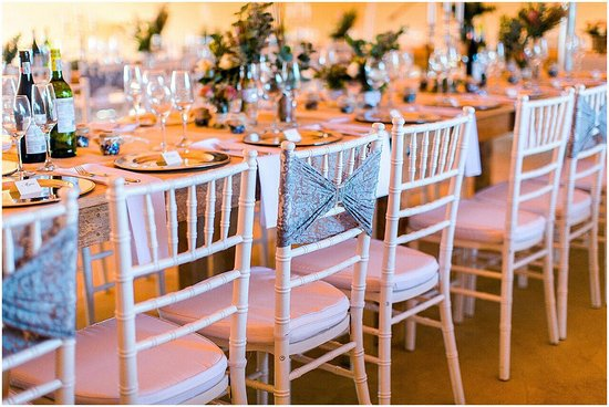Sunland, Sudáfrica: The lovely banquet setting