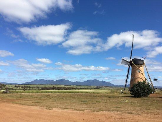 Amelup, Australia: mill