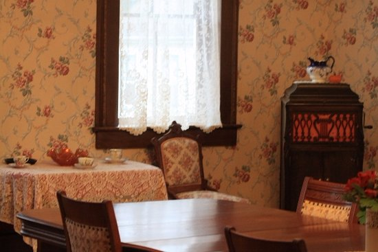 Maeystown, IL: The breakfast room