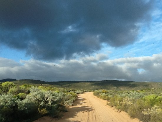 Northern Cape, Sudafrica: Along the Caracal eco-route