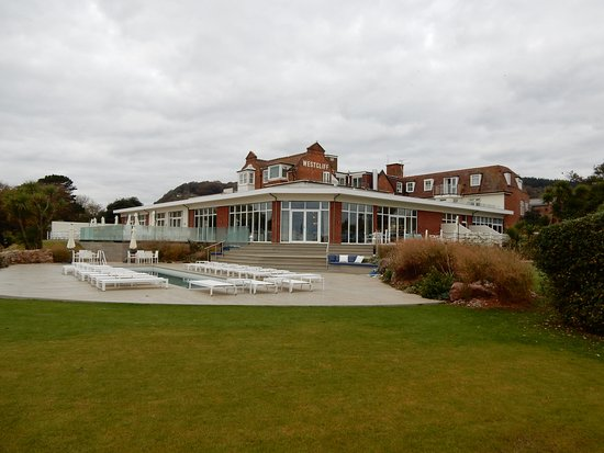 ‪Sidmouth Harbour Hotel - The Westcliff‬ صورة فوتوغرافية