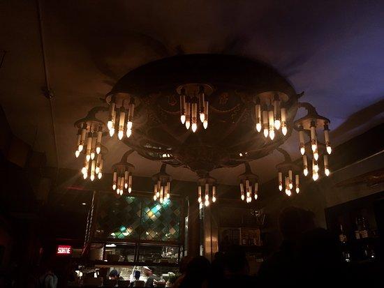 Vintage Lighting Picture of Garde Manger Montreal TripAdvisor