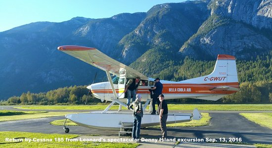 Bella Coola Grizzly Tours Inc. Photo