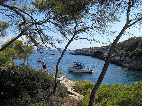 Playa Nudista El Mago : Cala Figuera