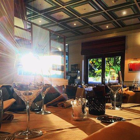 Terrasse Restaurant avec vue Le Rivage