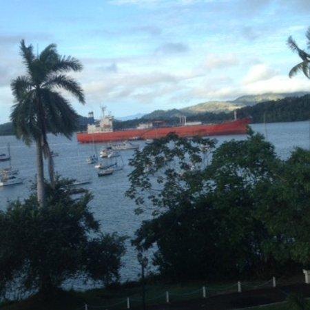 Country Inn & Suites By Carlson, Panama Canal, Panama: Con vista al océano.