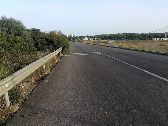 Garbi Cala Millor: Weg zum Strand