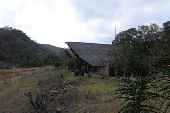 Amakhosi Safari Lodge-bild
