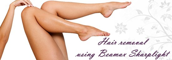 Barrie, Canada: We offer SharpLight Permanent Hair Reduction