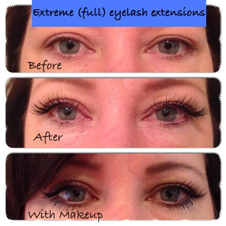 Barrie, Canada: Full Set Eyelash Extensions