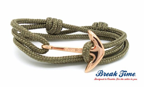 ‪Break Time - Nautical Bracelets‬