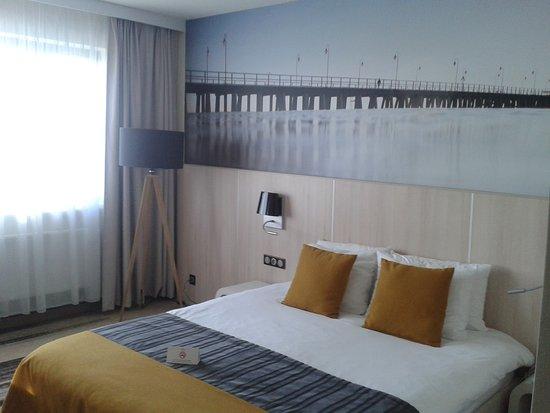 Bardzo dobry hotel Mercure