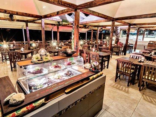 Dolmen Hotel Malta: batalan grill as advertised