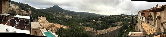 Galilea, Španielsko: Vistas panorámica