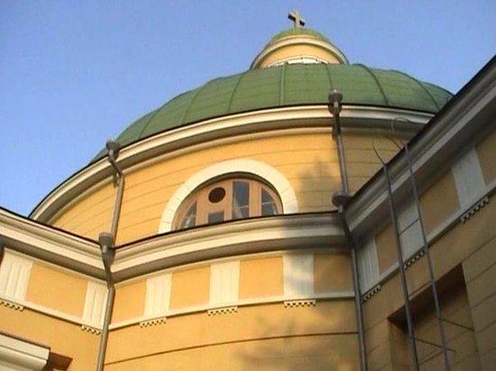 Pyhan Marttyyrikeisarinna Aleksandran Kirkko