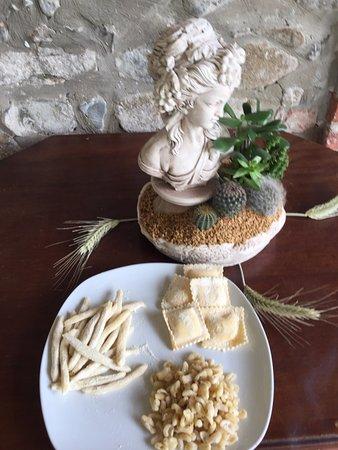 Cicerale, Italia: pasta fresca fatta in casa