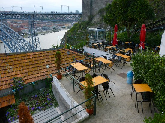 Terrasse Bar Christina Picture Of Cafe Cristina Porto