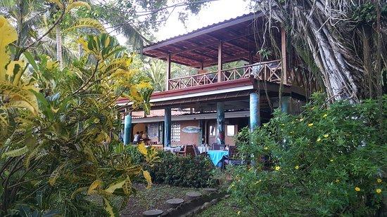 Costa Paraiso: PorQueNo? restaurant on the grounds