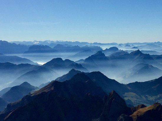 Säntis der Berg