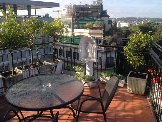 Hotel Eliseo Roma Tripadvisor