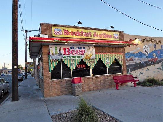 Gracias On Central Picture Of Garcia S Kitchen Albuquerque Tripadvisor