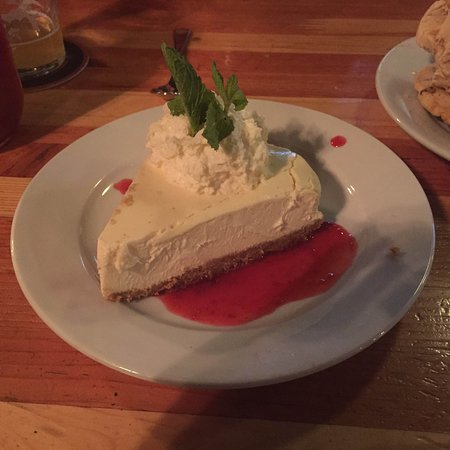 Burien, วอชิงตัน: Cheese cake