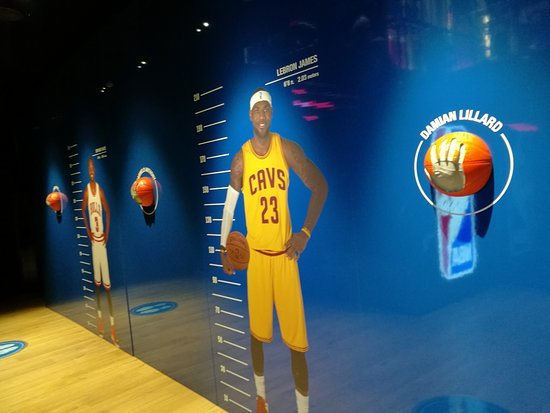 quality design d4736 be124 IMG_20161105_174805_large.jpg - Picture of NBA Cafe ...
