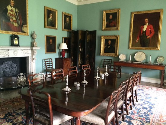 Florence Court: Dining room