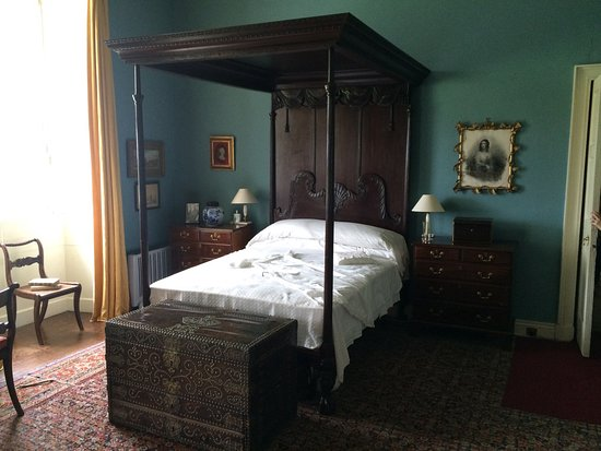 Florence Court: Bedroom
