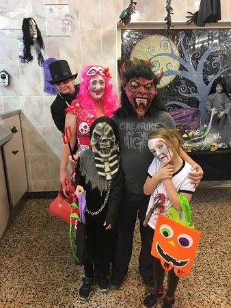 Liversedge, UK: Halloween 20/16