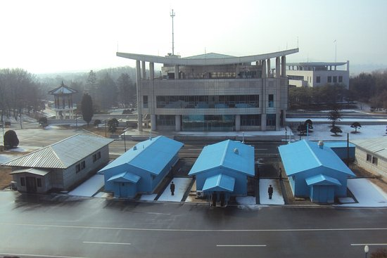 Quot motorway stop with restaurant on the way to dmz but
