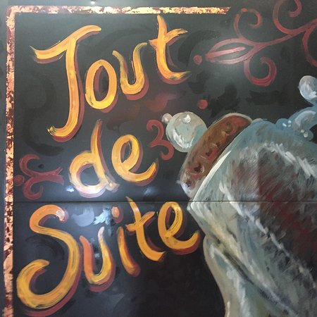 Tout De Suite Cafe New Orleans La