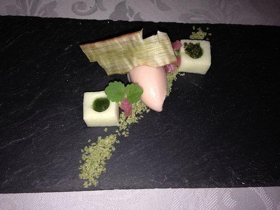 Pré-Dessert - Bild von Gourmetrestaurant Berlins Krone, Bad Teinach-Zavelstein - TripAdvisor