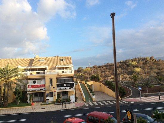 Marola Park: Вид улицы из моего окна