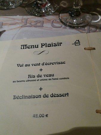 Haute-Saone, Frankrig: Manu Plaisir