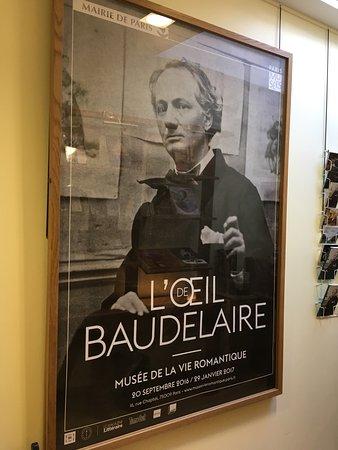 Mus e de la vie romantique picture of musee de la vie - Musee de la vie romantique salon de the ...