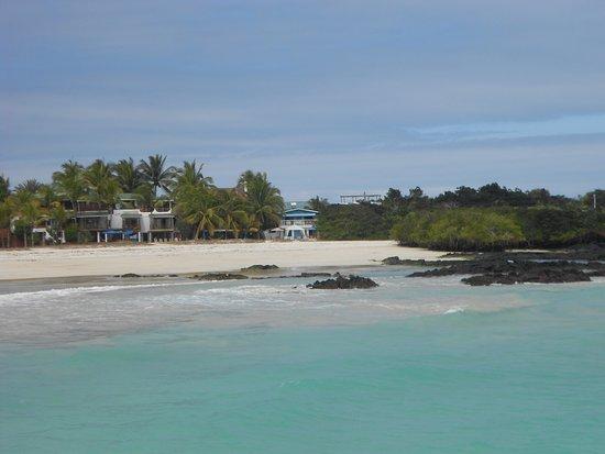 The Isabela Beach House El Hotel Es Elque Esta A La Derecha