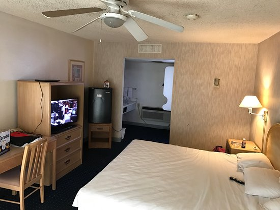 Royal Motor Inn: Spacious room
