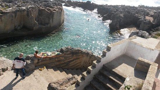 Le piscine foto di piscina naturale di marina serra tricase tripadvisor - Marina serra piscina naturale ...