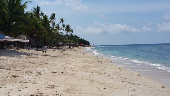 The Beach of Tubod Marine Sanctuary