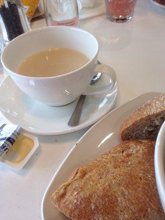 Waitrose Cafe Glasgow 373 Byres Rd Restaurant Reviews