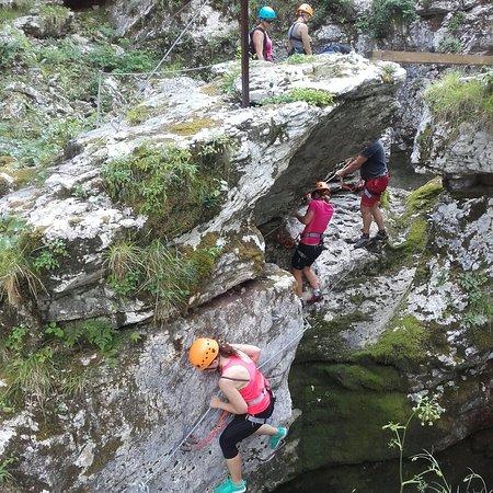 Bovec, Slovenien: Adventure Park Srnica