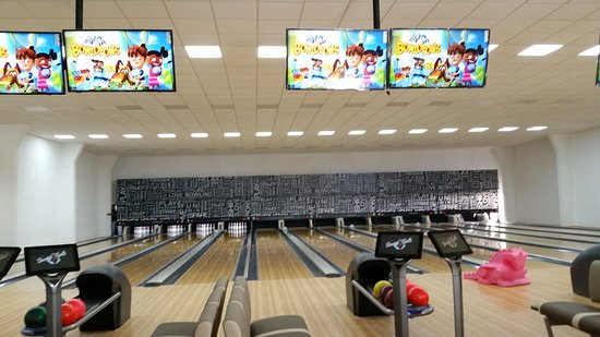 Bowling Espacio OX