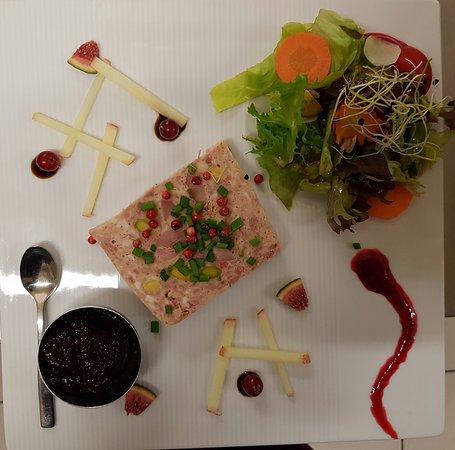 La Ferriere, สวิตเซอร์แลนด์: Restaurant de La Chaux-d'Abel