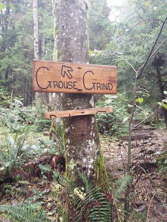 นอร์ทแวนคูเวอร์, แคนาดา: grouse grind