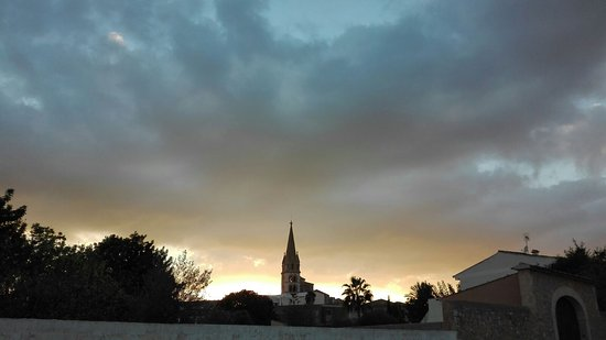 Binissalem, Espagne : Iglesia de Santa María de Robines