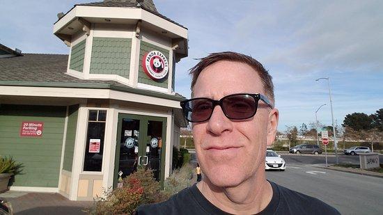 Belmont, Californien: Panda Express storefront