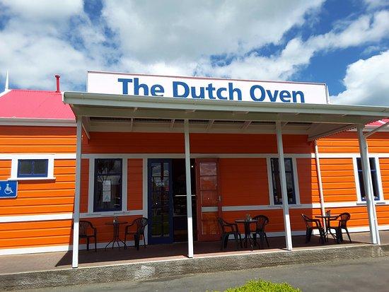 Foxton, Νέα Ζηλανδία: The Colours of Holland