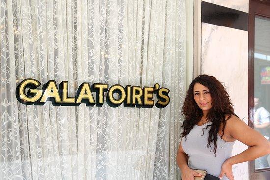 Galatoire's Restaurant: Outside of Galatoire's